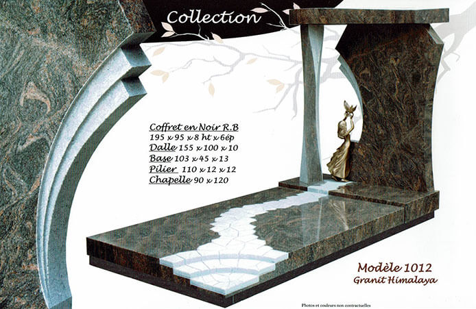 Collection granit